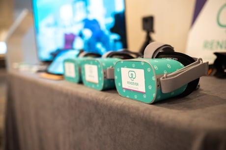 VR Rendever Fighting Coronavirus