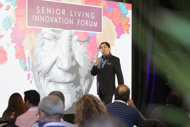 Brian Solis talks about the future of Senior Living at SLIF 2018