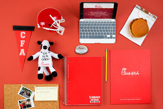 Chick-Fil-A emphasize scholarship programs