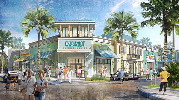 Margaritaville is about affordability and laid-back lifestyle