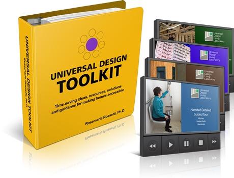 Rosemarie Rossetti - Universal Design Toolkit