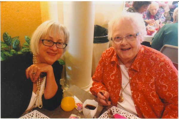 Shelved author Sue Petrovski wrote how to improve senior living