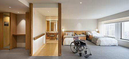 Hotels - Accessible rooms