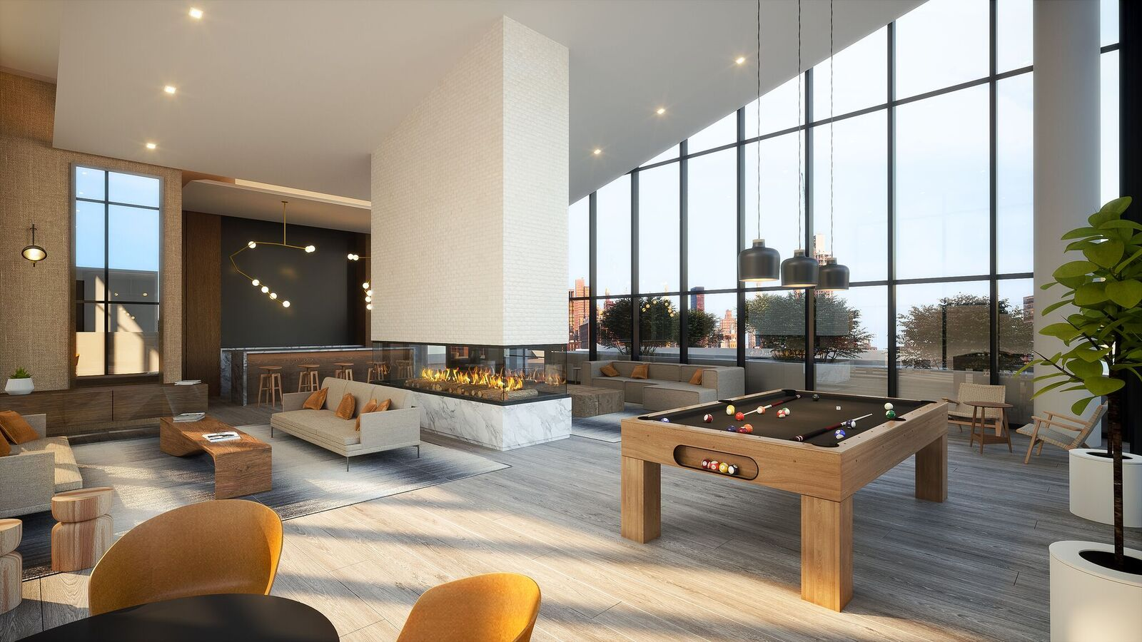 Ollie Co-Living Spaces in Long Island City